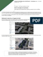 Comment Voir en 3D Sur Google Earth (Bâtiments, Végétation…)
