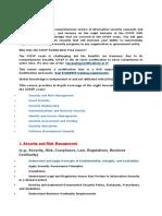 CISSP Overview.docx
