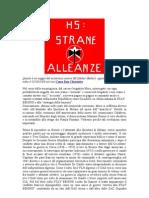 HS - Strane Alleanze
