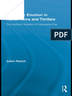 Cinematic Emotion in Horror Films and Thrillers The Aesthetic Paradox of Pleasurable Fear by Julian Hanich (z-lib