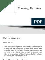 Morning Devotion - Sauileoge2.pptx