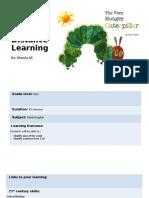 task3 online lesson plan