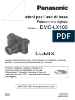 Istruzioni fotocamera