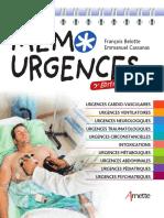 Memo Urgences 3ed 2018