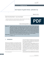 [Open Engineering] The environmental impact of gold mines pollution by heavy metals.pdf