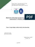 Foraje orizontale PDF