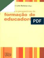 Trajetorias e Perspectivas Da f - Raquel Lazzari Leite Barbosa