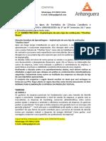 """GF 2°- 3° SEMESTRE 2020 - Implantação de uma loja de confecções """"Chothes Store"""""""