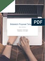 WordPress WP Elevation Proposal Template