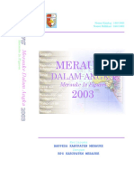 Merauke Dalam Angka 2003