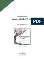 Amendoeira Triste - Oficina de Otimismo Claudine Bernardes