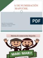 SISTEMA DE NUMERACIÓN MAPUCHE
