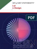 School-of-Graphic-Design-Program-Brochure