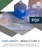 Complemento 5 Estructura del Modelo de Capacidad de Procesos.
