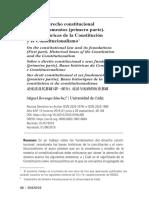 Revenga Sánchez - Miguel Sobre el Derecho Constitucional Bases históricas de la Constitución y el Constitucionalismo.pdf