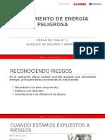 5. Aislamiento de energía peligrosa  2017