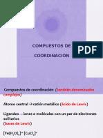 3. Introduccion Compuestos Coordinaciòn