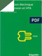 Schneider_Guide Technique Distribution BT & HTA (2009)