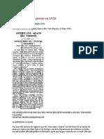 Les Ovnis Dans La Presse en 1950