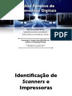 Identificação de Scanners e Impressoras