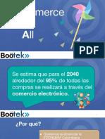 Presentación Ecommerce For All - Boötek