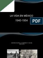sistemapolticoecomicoysocialdemexicoduranteelmilagromexicano-160421142453