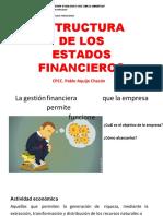 Estructura de Ee.ff