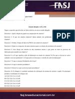 ESTUDO DIRIGIDO - AULA 06 (3) MATERIAL DE CONSTRUÇÃO I