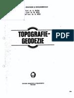 CARTE topografie-geodezie
