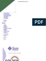 Manual Instalación Solaris 10