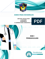 ASMA KEHAMILAN