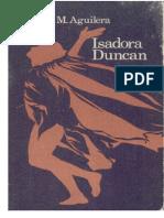 Isadora Duncan, Emiliano Aguilera