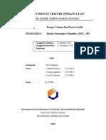 laporan pompa vakum dan motor listrik kel.5