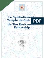 HEINDEL Max - Le Symbolisme du Temple de Guérison