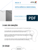 2ª Aula - Inteligência Emocional - Curso Coaching e PNL como ferramentas de mudança