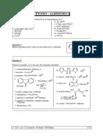 Aldehydes Cetones