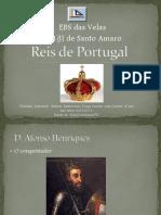 D.dinis e D. Afonso Henriques5555