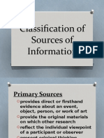Classification of Sources of Information.pptx