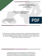 Presentacion Filiacion y Paternidad