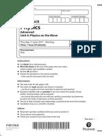 June 2017 QP - Unit 4 Edexcel Physics A-level.pdf