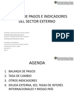 balanzadepagoseindicadoresdelsectorexterno-121112215504-phpapp01