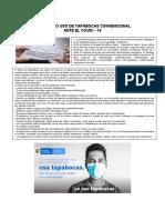 Protocolo_Uso tapabocas Covid 19