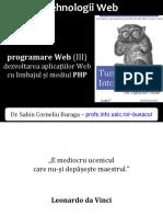 web05DezvoltareaAplicatiilorWeb-PHP