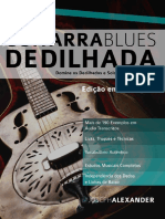 Guitarra Blues Dedilhada_ Domine os Dedilhados e Solos na Guitarra Blues.pdf