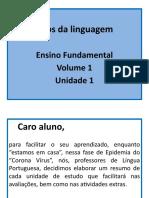 Unidade 1 - Usos Da Linguagem