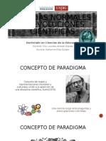 Ciencias normales y revoluciones científicas [Autosaved]