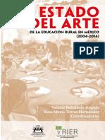 Estado del arte de la educación rural en México