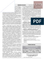 Resolución Nº 000062-2020-P-CE-PJ