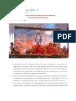 Kurukshetra shivir learnings
