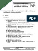 PQ-27 Plano de Comunicação e Atendimento a Emergências - Rev.04.docx